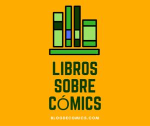 Libros sobre Cómics