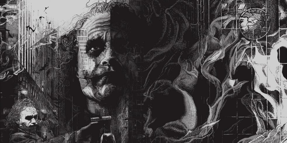 Joker Nolan Krzysztof Domaradzki