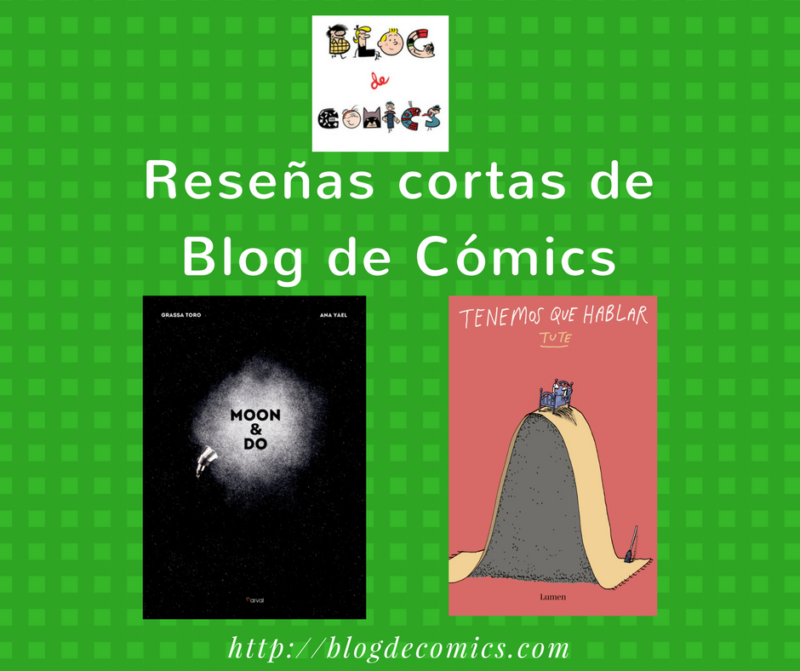 Reseñas Cortas de Blog de Comics 02
