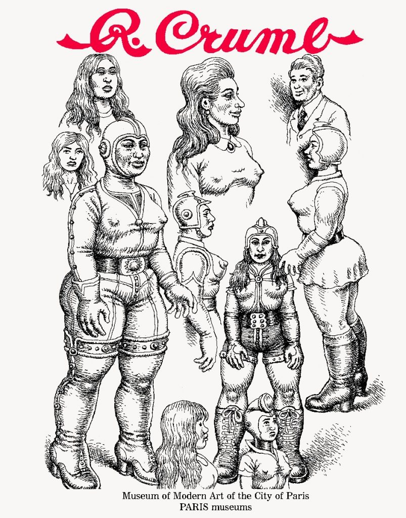 R. CRUMB From the Underground to GENESIS