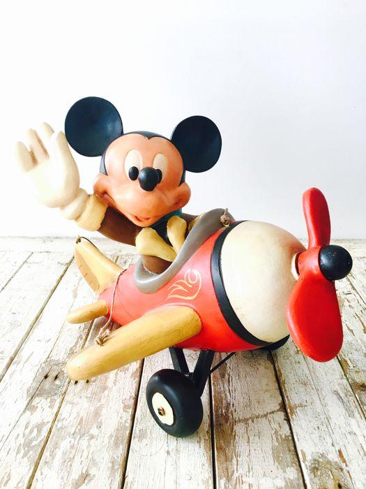 Subasta Mickey Mouse