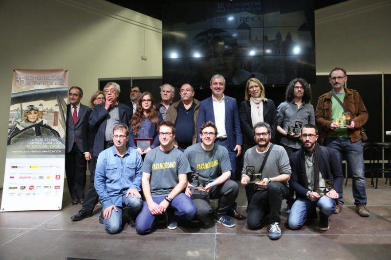 premios salon comic barcelona 35