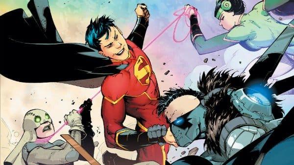 nuevo superman interior
