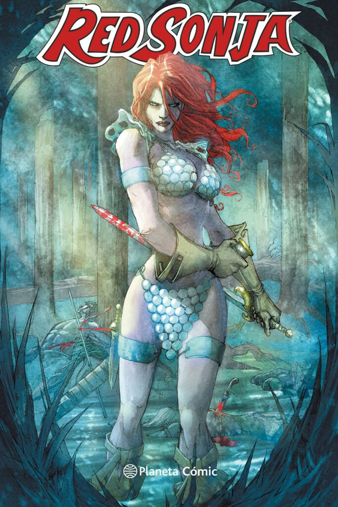 Red Sonja a mundos de distancia