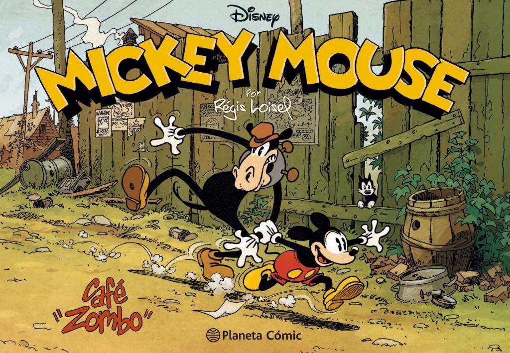mickey mouse cafe zombo