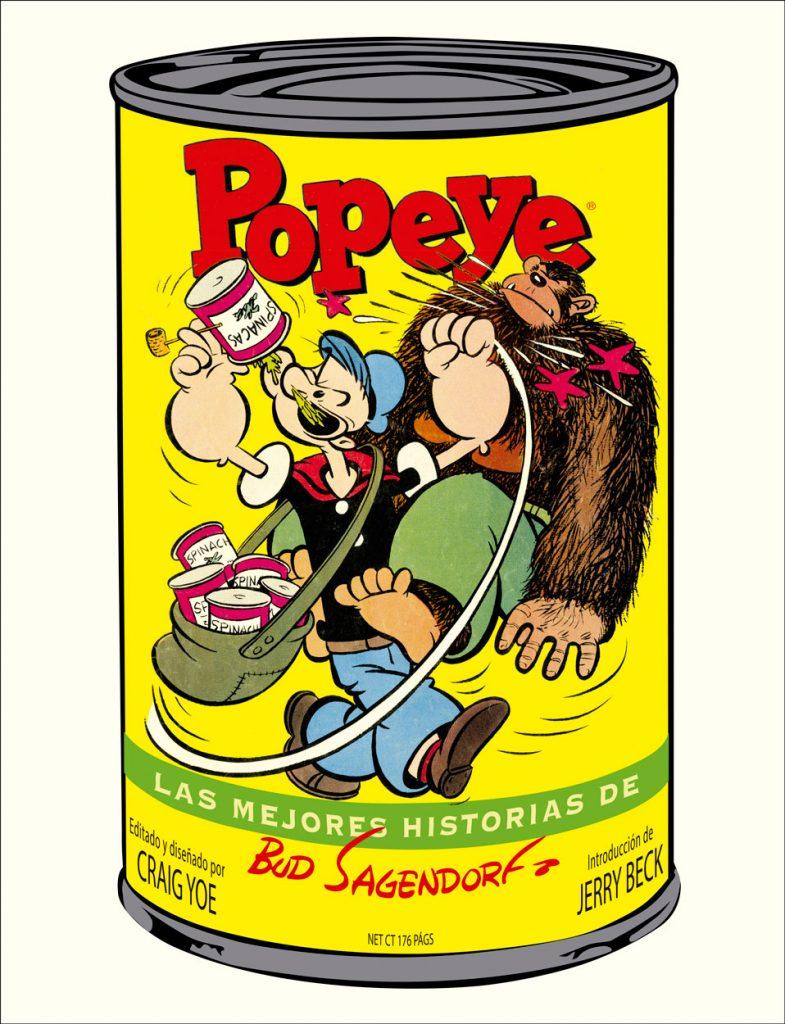 popeye bob sagendorf