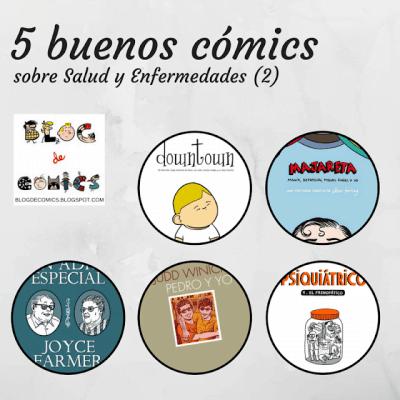 5 buenos cómics SOBRE SALUD Y ENFERMEDADES 2