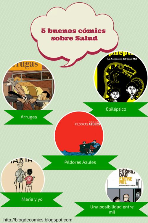 5 buenos comics sobre salud y enfermedades