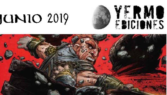 novedades yermo ediciones junio 2019